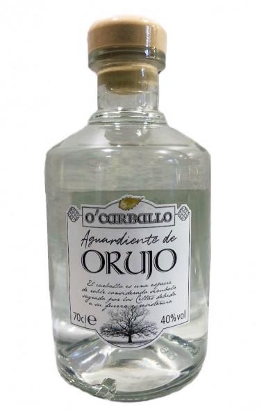 Orujo Tresterschnaps Ocarballo