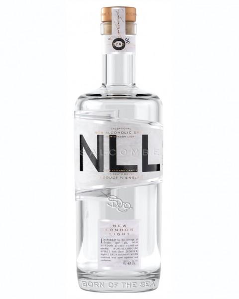 Salcombe New London Light alkoholfrei dry Gin inspiriert