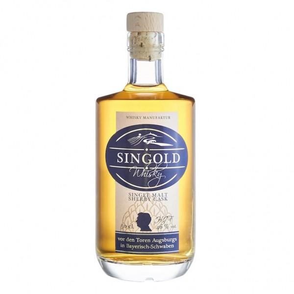 Singold Whisky aus Bayern Sigle Malt Sherry Cask