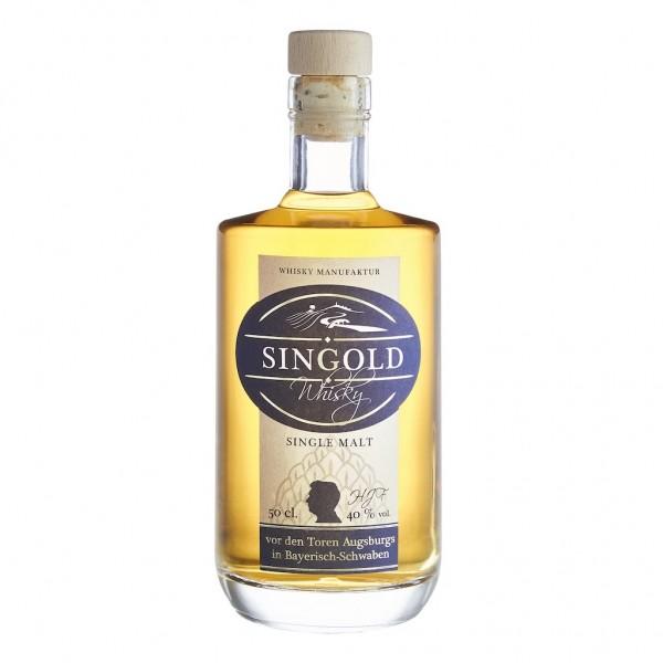 Singold Whisky aus Bayern Sigle Malt 0,5L