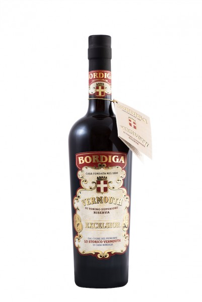 Vermouth di Torino Excelsior Superiore Riserva Bordiga