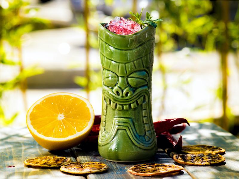 Zombie-Tiki-Cocktail