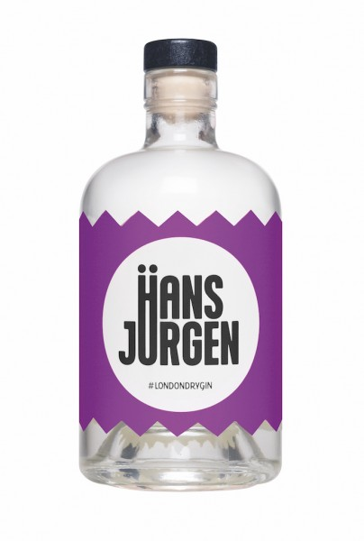 Hans Jürgen Gin Eiszeit