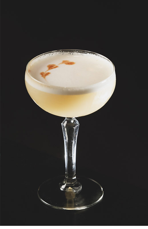 Spicy-Pisco-Sour-Cocktail