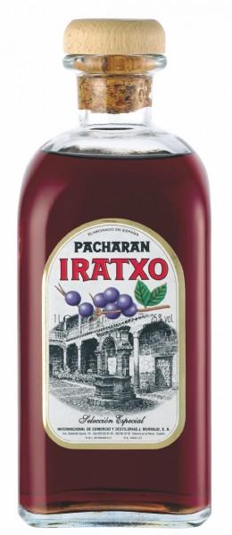 Pacharan Iratxo, Patxaran. Schlehenlikör aus Spanien