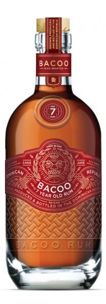 Bacoo Rum Anejo 7 Jahre