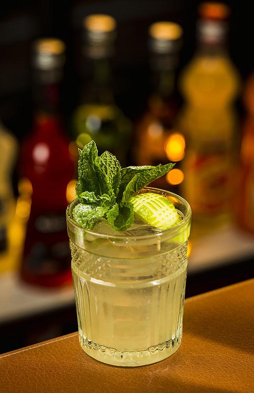 Falernum-Mai-tai-Cocktail