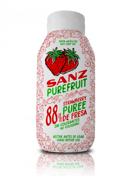 Erdbeerenpüree Sanz