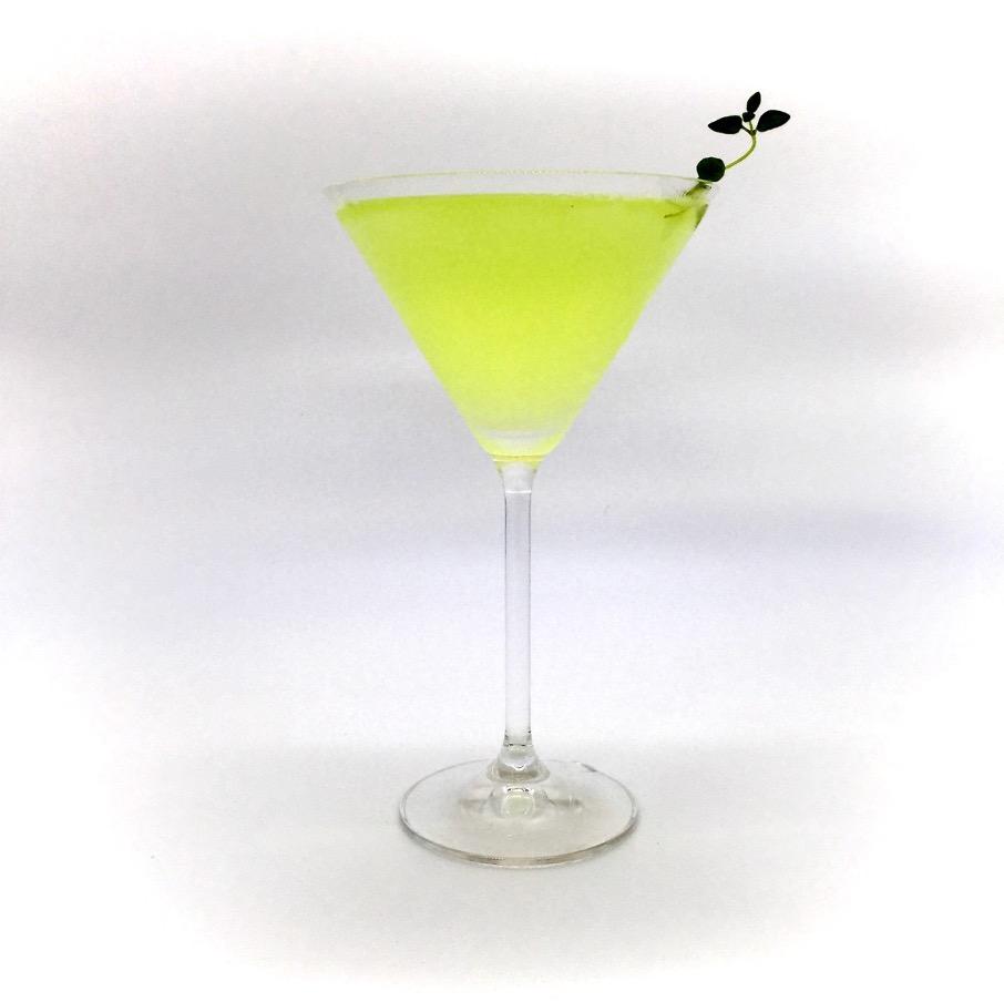 Krokodil-Cocktail