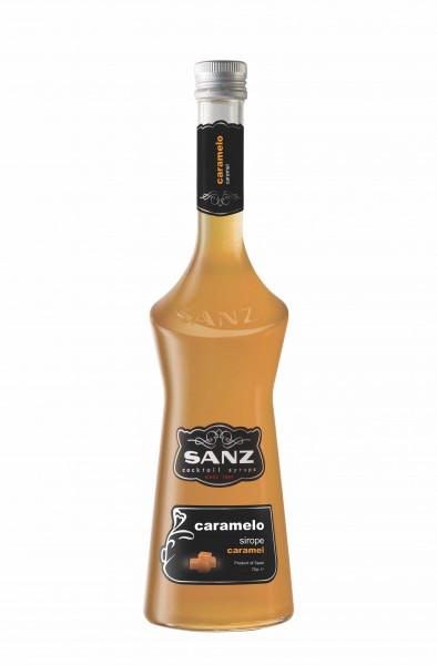 Karamellsirup Sanz