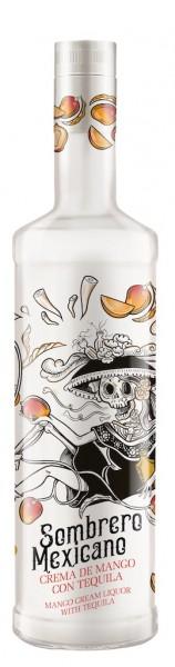 Mango-Tequila Likör Sombrero Mexicano