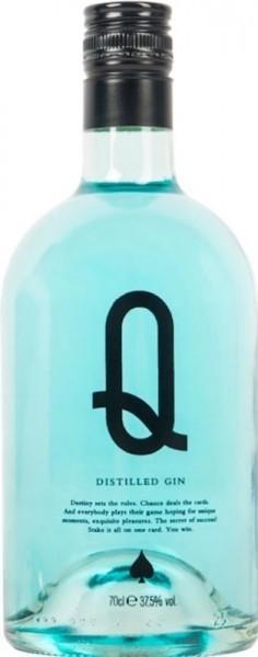 Blue Gin Q