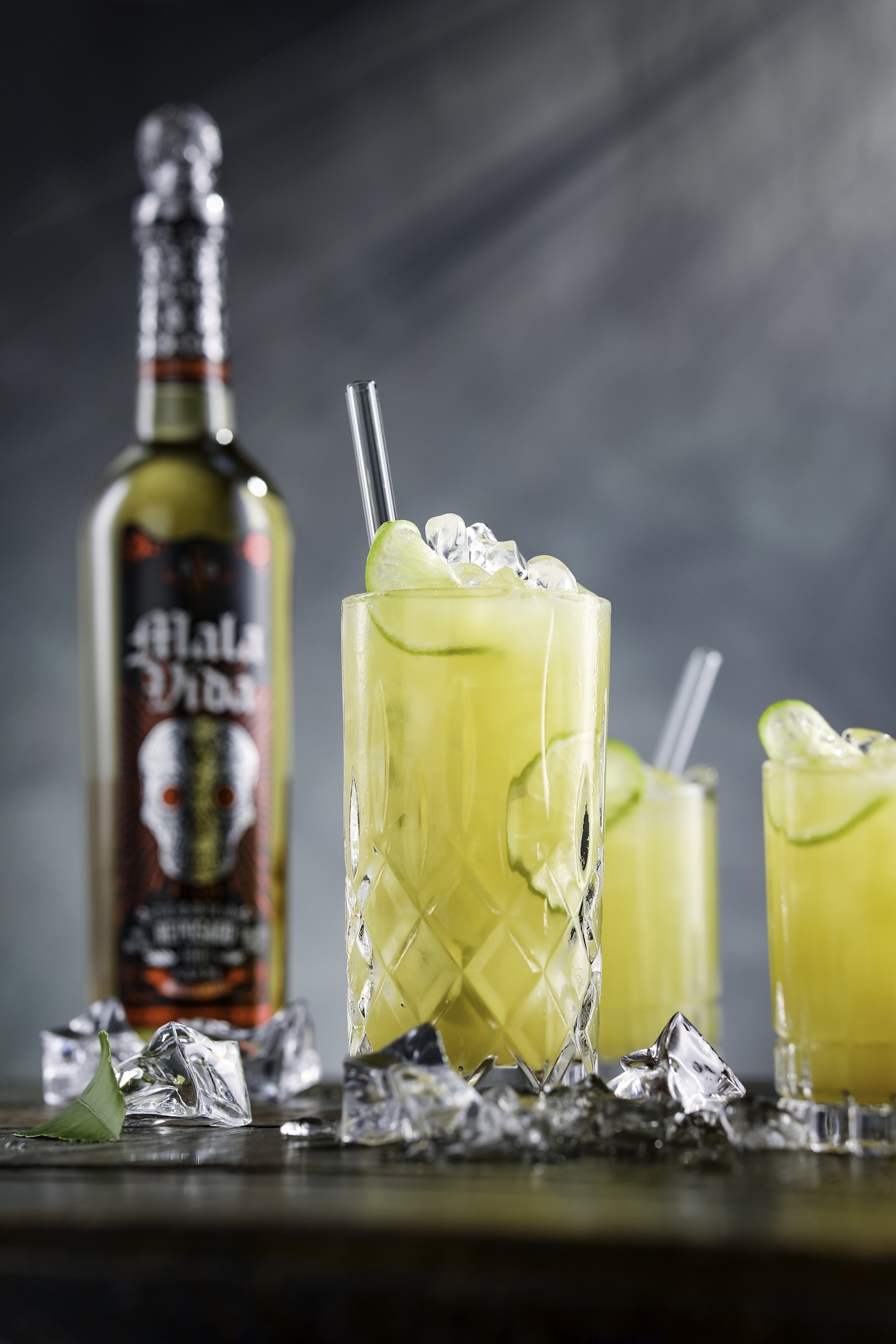 Tequila-Ananas-Punch-Cocktail