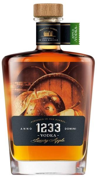 1233 Apple Vodka aus Polen
