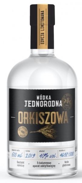 """Polnischer Wodka aus Dinkel """"Jednorodna""""_Limited Edition"""